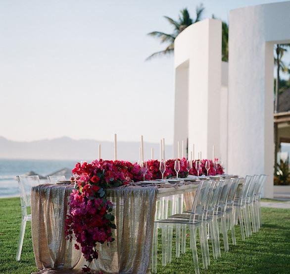 Banquete de Bodas en Grand Velas Riviera Nayarit