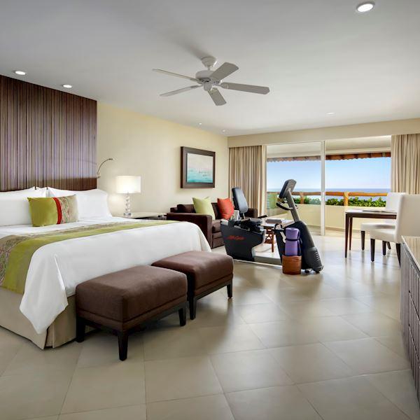 Amenidades en Suite Wellness en Grand Velas Riviera Nayarit