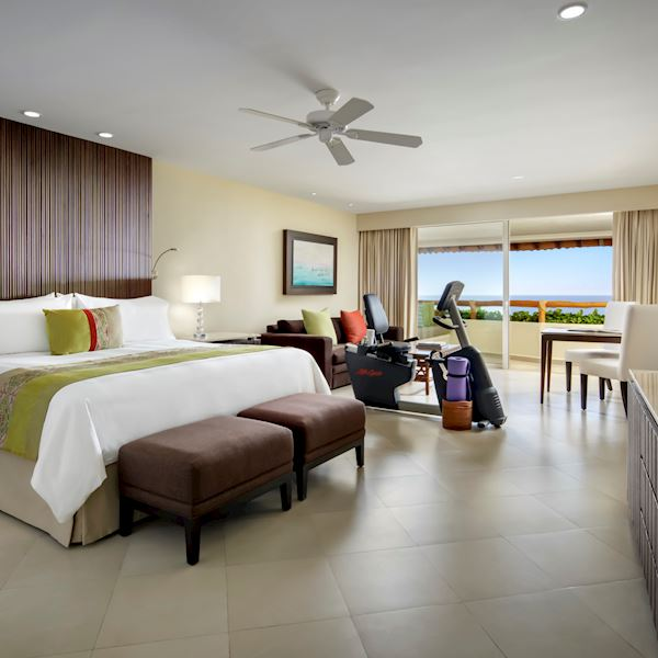 Amenidades en Suite Wellness en Grand Velas Riviera Nayarit
